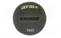 Мяч медбол для кроссфит в кевларовой оболочке 7 кг. Zelart Wall Ball FI-7224-7