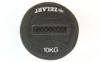 Мяч медбол для кроссфит в кевларовой оболочке 10 кг. Zelart Wall Ball FI-7224-10