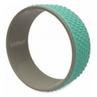 Колесо для йоги и пилатеса Yoga Ring LiveUp LS3750-b