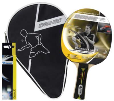 Набор для настольного тенниса Donic 500 Waldner MT-788700 Набор для настольного  тенниса Donic 500 Waldner MT-788700 Комплектация  ракетки- 2 шт. 8f0700031b4e5